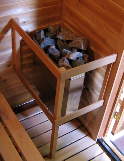 the boulder sauna design how to build a finnish sauna. Black Bedroom Furniture Sets. Home Design Ideas